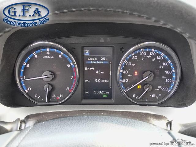 2017 Toyota RAV4 XLE MODEL, SUNROOF, REARVIEW CAMERA, HEATED SEATS Photo17
