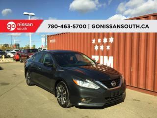 Used 2017 Nissan Altima 2.5 SV, PUSH STRAT, AUTO for sale in Edmonton, AB