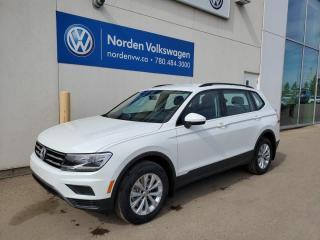 New 2021 Volkswagen Tiguan Trendline for sale in Edmonton, AB
