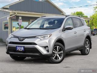 Used 2018 Toyota RAV4 XLE,AWD,ECO/SPORT,PWRS/ROOF,PWR T/GATE,R/V CAM for sale in Orillia, ON