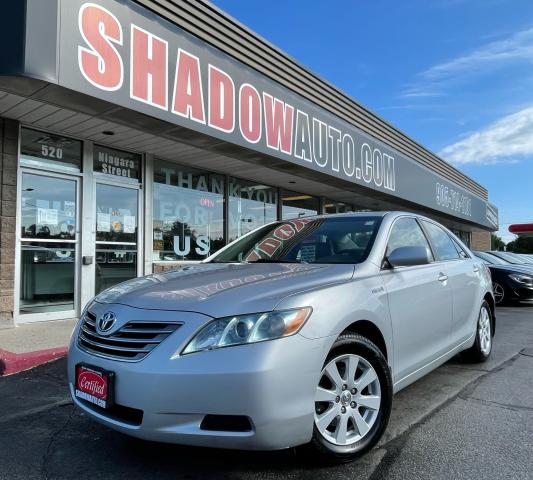 2007 Toyota Camry Hybrid| No Accidents| Leather| Sunroof| Alloy Rims