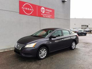 Used 2015 Nissan Sentra SV / Certified Pre-Owned / Low Km / A Must See for sale in Edmonton, AB