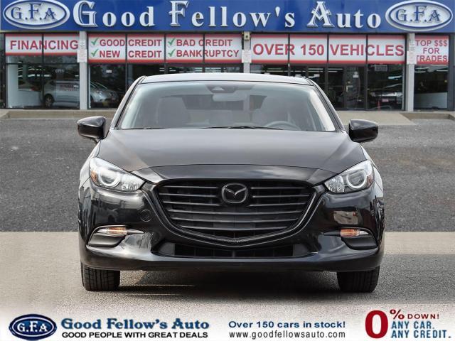 2018 Mazda MAZDA3 Good or Bad Credit Auto Financing ..! Photo2