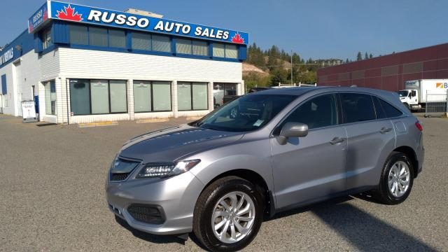 2018 Acura RDX All Wheel Drive, Technology Package