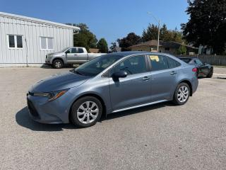 Used 2020 Toyota Corolla for sale in Goderich, ON