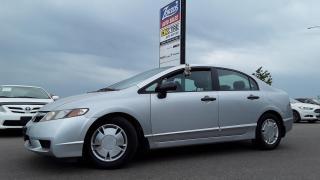 Used 2011 Honda Civic DX-G for sale in Brandon, MB