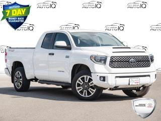 Used 2020 Toyota Tundra TRD Sport | Running Boards | Tow Package +++ for sale in Welland, ON
