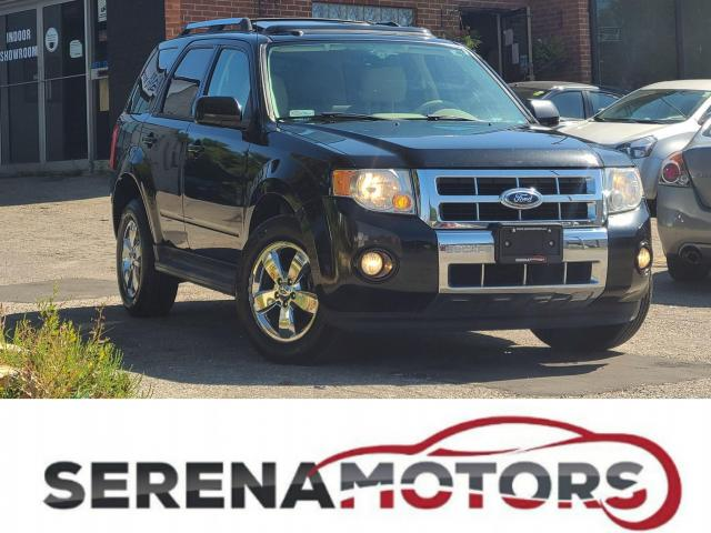 2010 Ford Escape LIMITED   4WD   FULLY LOADED   NO ACCIDENTS