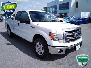 Used 2014 Ford F-150 XLT | RWD | CLOTH SEATING | ALLOYS | KEYLESS ENTRY | TRAILER PKG | for sale in Barrie, ON