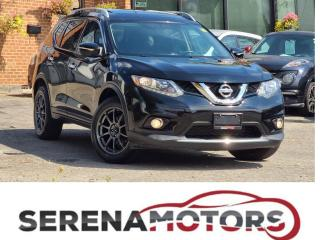 Used 2014 Nissan Rogue SL | AWD | PANOROOF | LEAHTER | B. CAM | NO ACCID. for sale in Mississauga, ON