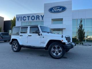 Used 2013 Jeep Wrangler Unlimited Sahara for sale in Chatham, ON