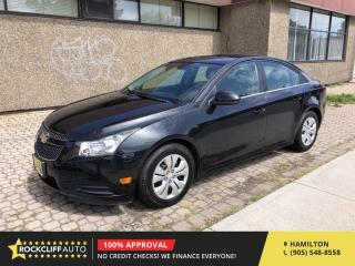Used 2014 Chevrolet Cruze 1LT Rare 6 SPEED Manual! Turbo. for sale in Hamilton, ON