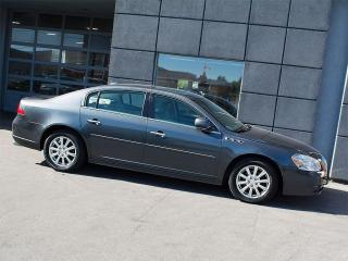 Used 2011 Buick Lucerne CXL|LEATHER|SUNROOF|ALLOYS for sale in Toronto, ON