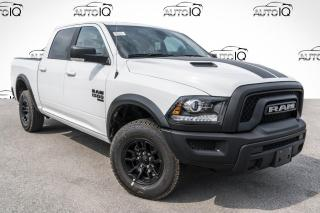 Used 2021 RAM 1500 Classic SLT DEALER DEMO! for sale in Barrie, ON