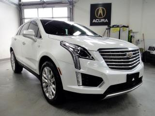 Used 2017 Cadillac XT5 Platinum AWD,MUST SEE,NO ACCIDENT,FULLY LOADED for sale in North York, ON