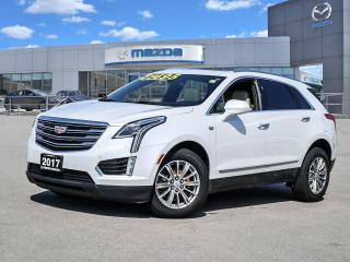 Used 2017 Cadillac XT5 Luxury - AWD, LEATHER, MOONROOF, BLUETOOTH for sale in Hamilton, ON