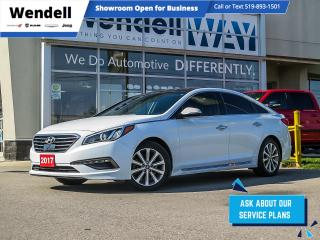 Used 2017 Hyundai Sonata Limited Nav/Pano/1 Owner for sale in Kitchener, ON
