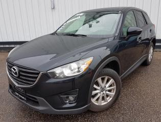 Used 2016 Mazda CX-5 GS AWD *LEATHER-SUNROOF* for sale in Kitchener, ON