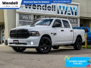 Used 2020 RAM 1500 Classic ST BLACK EXPRESS NIGHT EDITION for sale in Kitchener, ON