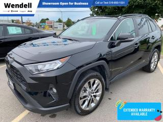 Used 2019 Toyota RAV4 XLE Leather Roof for sale in Kitchener, ON