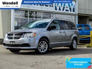 Used 2018 Dodge Grand Caravan CVP/SXT SXT Plus Group Navigation for sale in Kitchener, ON