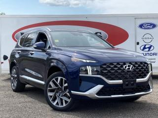 New 2022 Hyundai Santa Fe Ultimate Calligraphy for sale in Midland, ON