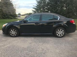 Used 2011 Subaru Legacy 2.5i Prem for sale in Thornton, ON