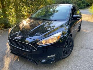 Used 2016 Ford Focus SE for sale in Brampton, ON