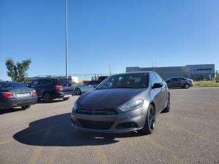 Used 2015 Dodge Dart SXT  | $0 DOWN - EVERYONE APPROVED! for sale in Calgary, AB