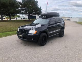 Used 2008 Jeep Grand Cherokee LIMITED - DIESEL for sale in Cambridge, ON