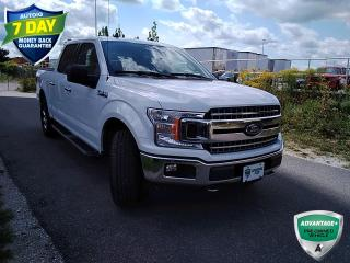 Used 2019 Ford F-150 XLT | CLEAN CARFAX | CLOTH BENCH | ALLOYS | STEP BARS | REAR CAMERA | for sale in Barrie, ON