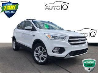 Used 2017 Ford Escape SE 2.0T ALL WHEEL DRIVE NAVIGATION for sale in Hamilton, ON