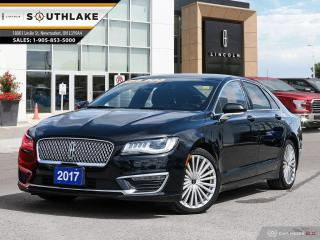 Used 2017 Lincoln MKZ Reserve for sale in Newmarket, ON