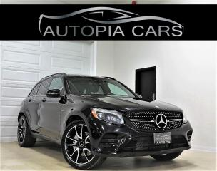 Used 2017 Mercedes-Benz GL-Class 4MATIC AMG GLC 43 385 HP BLIND SPOT NAVI REAR VIEW for sale in North York, ON