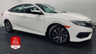 Used 2018 Honda Civic Sedan SE *APPLE CARPLAY - HEATED SEATS - REMOTE START* for sale in Winnipeg, MB