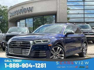 Used 2018 Audi SQ5 Technik for sale in Scarborough, ON