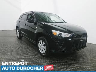 Used 2015 Mitsubishi RVR ES Sièges chauffants - Climatiseur for sale in Laval, QC