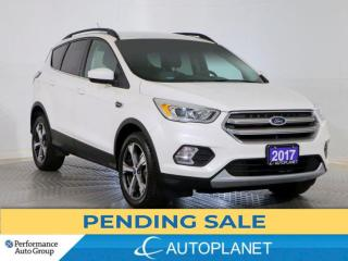 Used 2017 Ford Escape SE AWD, Navi, Back Up Cam, Heated Seats, Bluetooth for sale in Brampton, ON