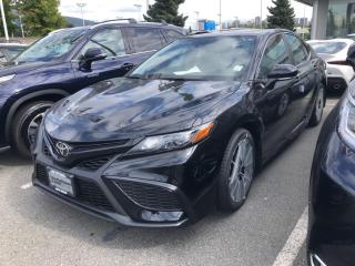 New 2021 Toyota Camry SE for sale in North Vancouver, BC