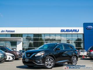 Used 2015 Nissan Murano SL for sale in Port Coquitlam, BC