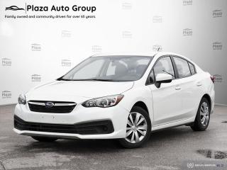 Used 2020 Subaru Impreza CONVENIENCE for sale in Orillia, ON