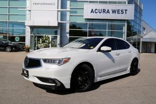 Used 2018 Acura TLX Elite SOLD!!! for sale in London, ON