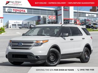 Used 2014 Ford Explorer for sale in Toronto, ON