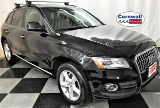 Used 2015 Audi Q5 2.0T Komfort quattro - One Owner, Clean Vehicle for sale in Cornwall, ON