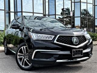 Used 2017 Acura MDX SH-AWD|NAVI|SUNROOF|ALLOYS|LANE ASSIST|HEATED MEMORY SEATS| for sale in Brampton, ON