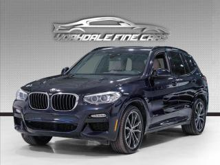 Used 2018 BMW X3 xDrive30i Sports Activity Vehicle, Navigation, Panoramic for sale in Concord, ON