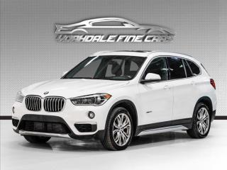 Used 2017 BMW X1 AWD 4dr xDrive28i Navigation, Panoramic Roof, Camera for sale in Concord, ON