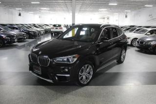 Used 2017 BMW X1 XDRIVE28i NO ACCIDENTS I NAVIGATION I PANOROOF I REAR CAMERA for sale in Mississauga, ON