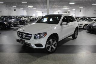 Used 2017 Mercedes-Benz GL-Class GLC300 4MATIC I NAVIGATION I PANOROOF I REAR CAM I BLINDSPOT for sale in Mississauga, ON