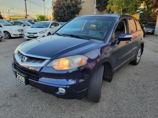 Used 2009 Acura RDX AWD 4dr for sale in North York, ON